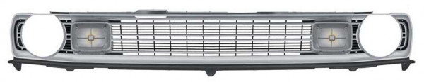 Kühlergrill, Grill Set, 71-72 Dart, Demon