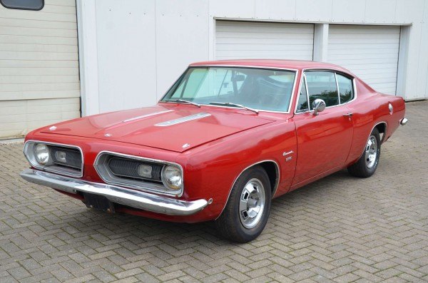 1968 Plymouth Barracuda V8