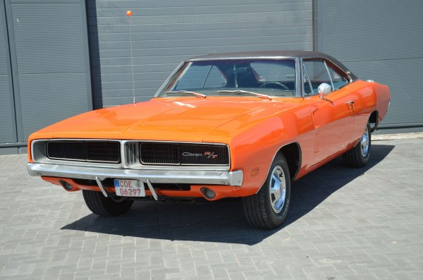 1969 Dodge Charger 383 Big Block