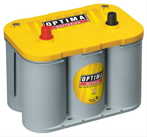 Batterie Optima - Yellow Top, BCI Gruppe 34