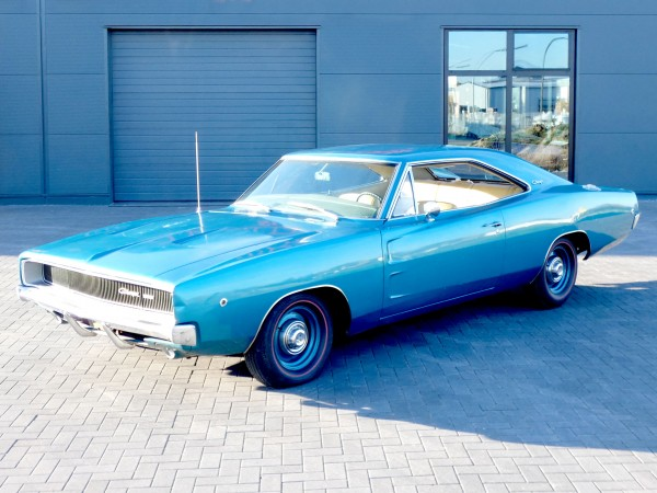 1968 Dodge Charger 383 Hi Performance