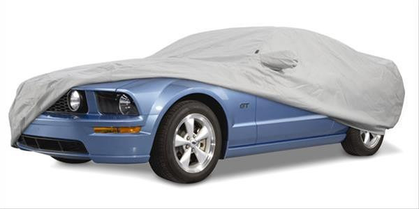 Car cover, Custom Fit, Gray, 68-70 Charger
