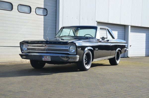 1965 Plymouth Satellite 440cui 4speed